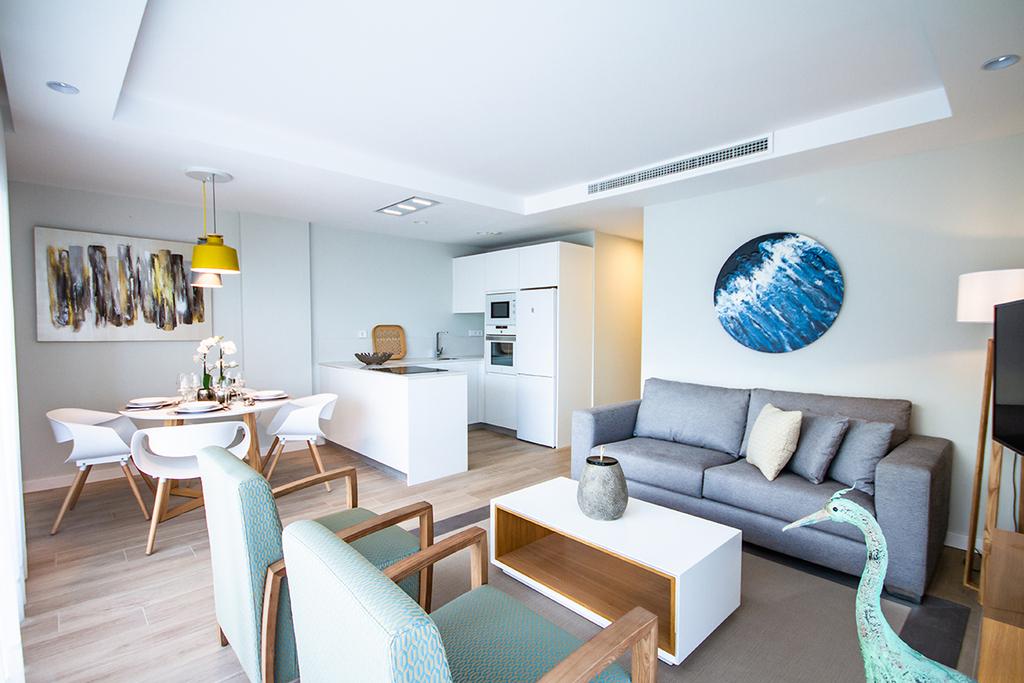 Apt Premium 2 bedrooms Type A Balcony