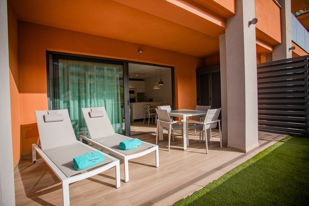 Holiday home Premium 2 bedrooms Type A Terrace