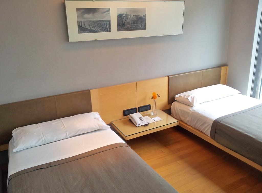 Standard room 2 beds