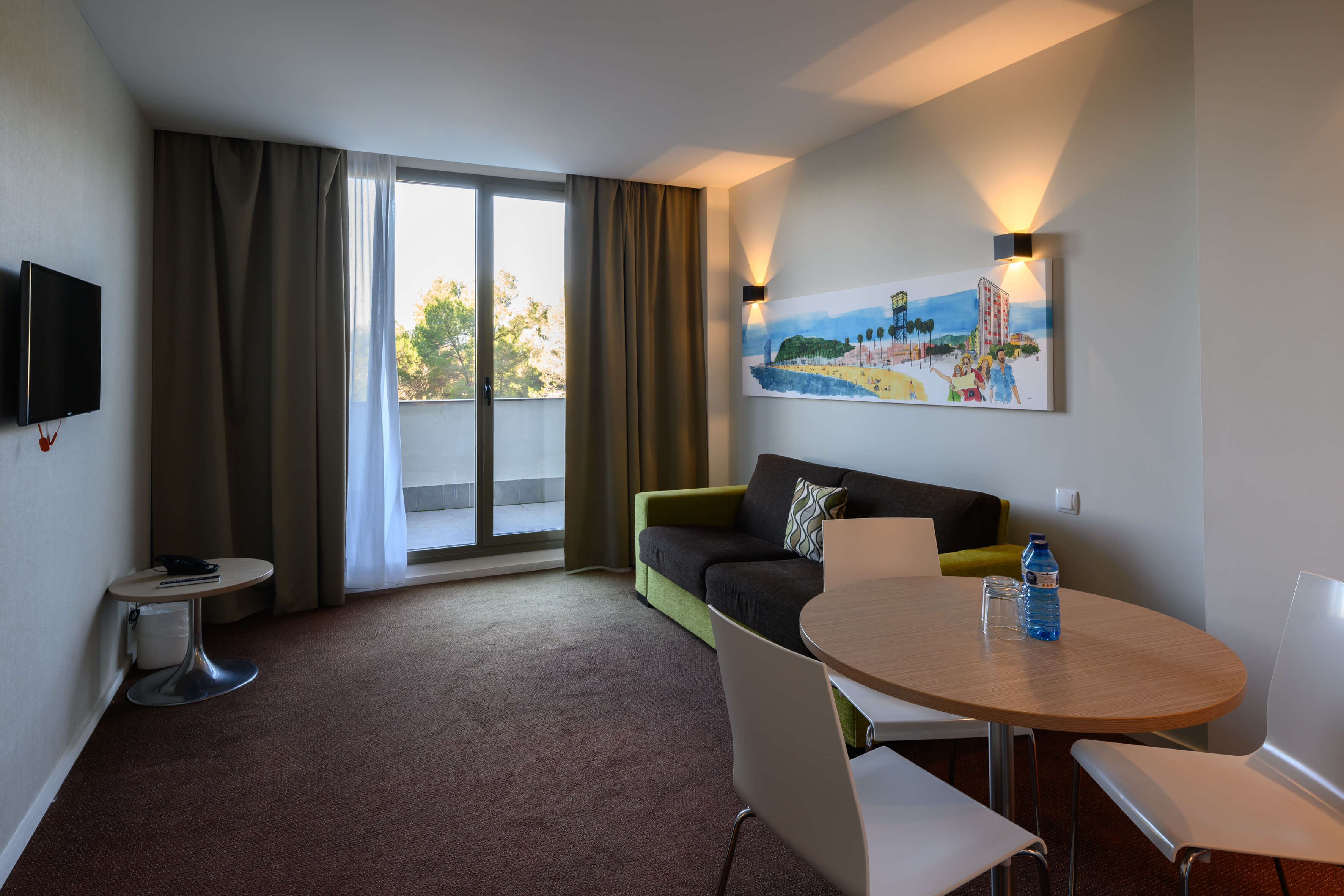 Junior Suite with Parking Included