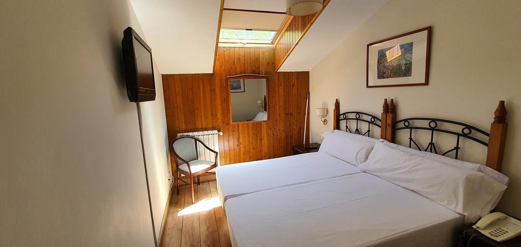 Twin Standard Attic Room