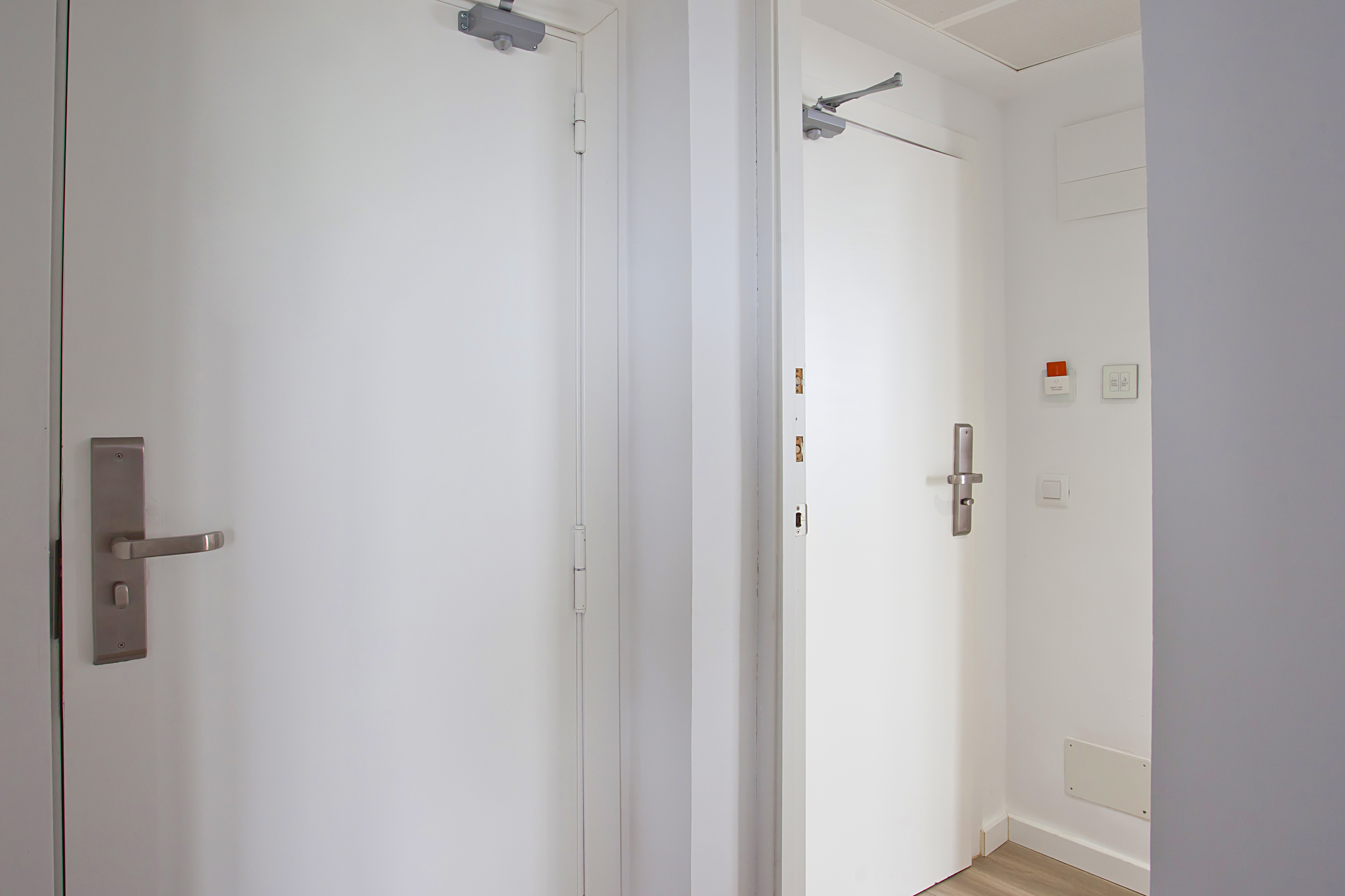 Connecting Double Room