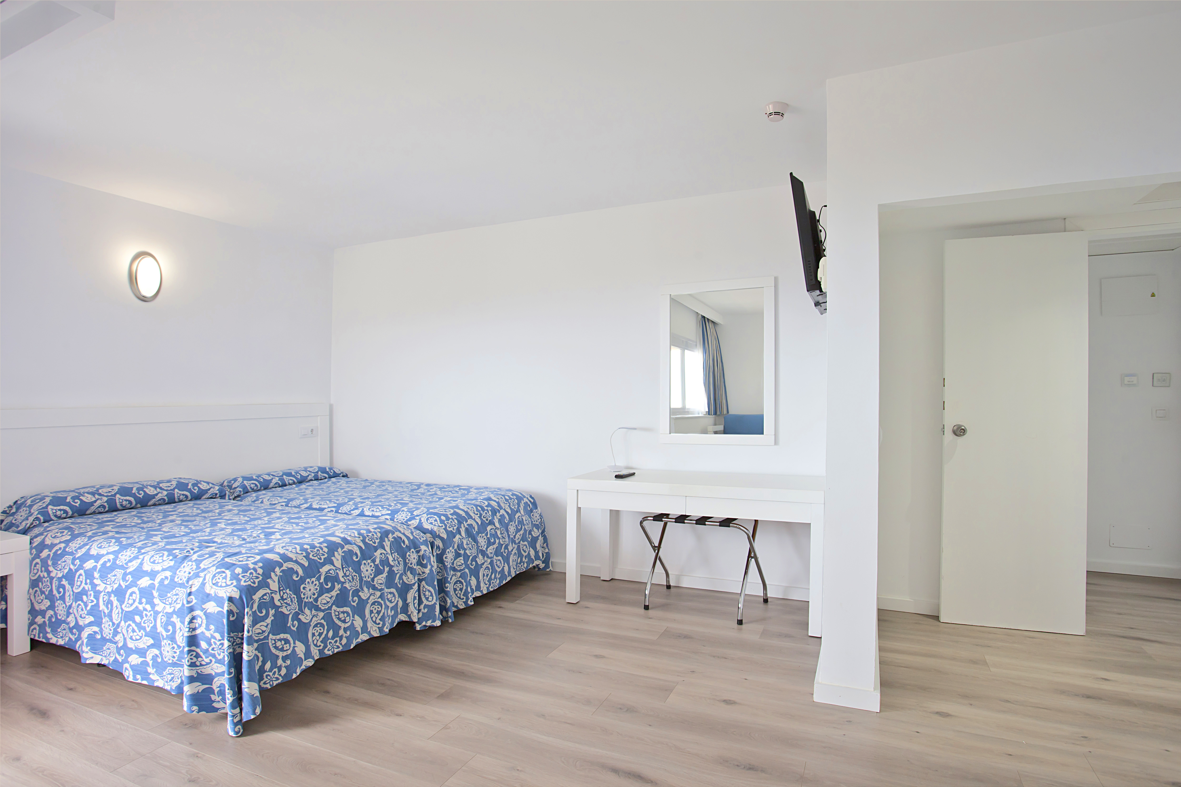 Sea View Family Double Room