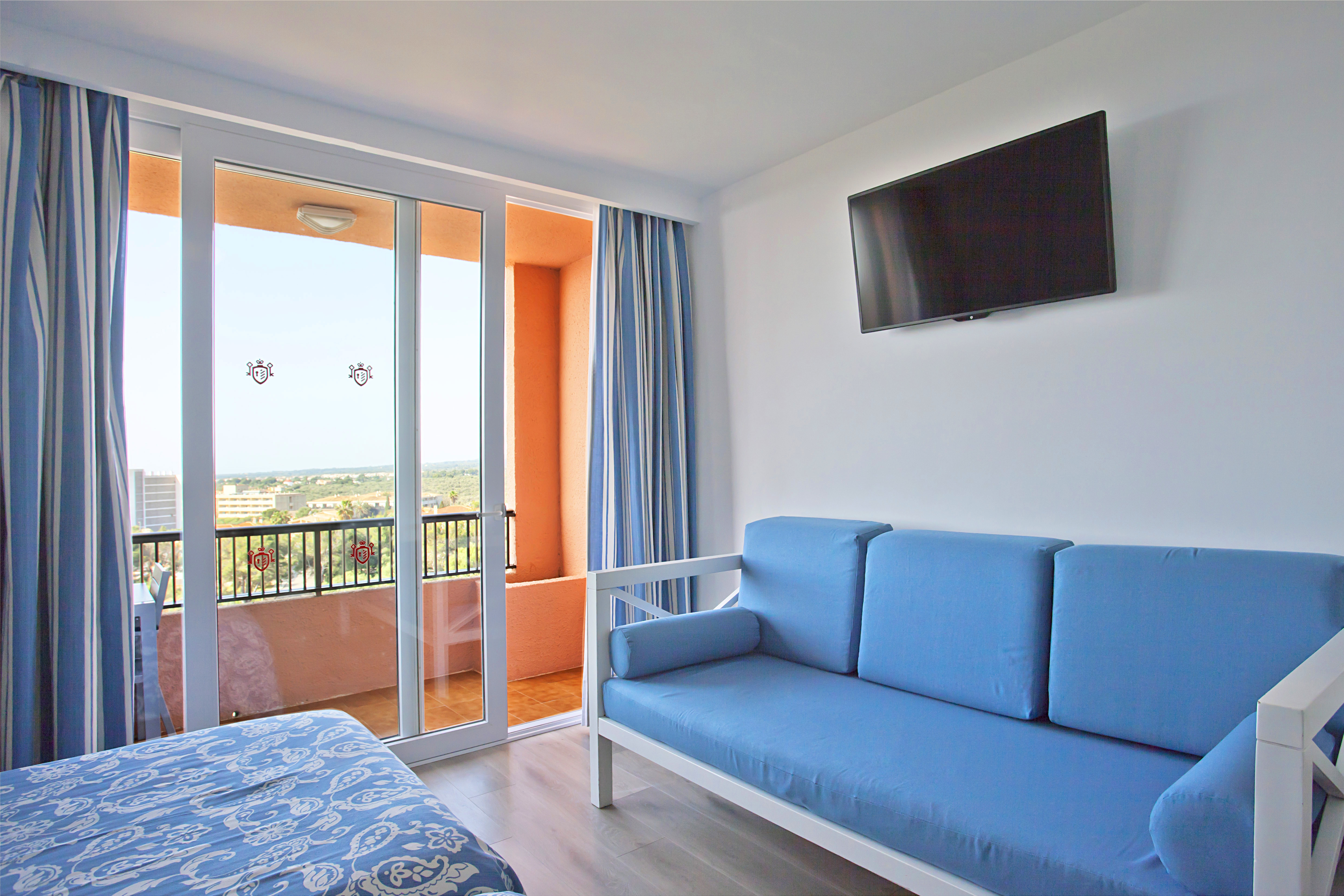 Side Sea View Double Room
