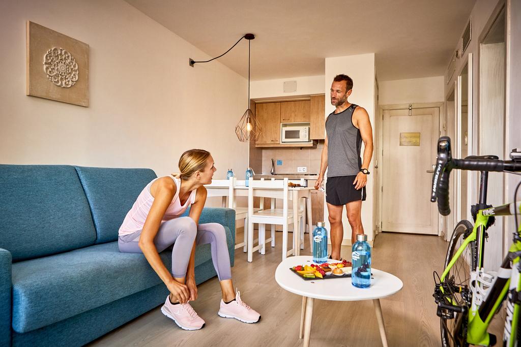 Appartement für Radfahrer