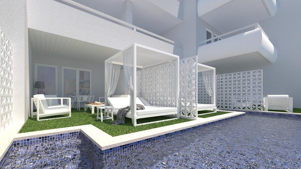 Superior Premium Swim Up Room