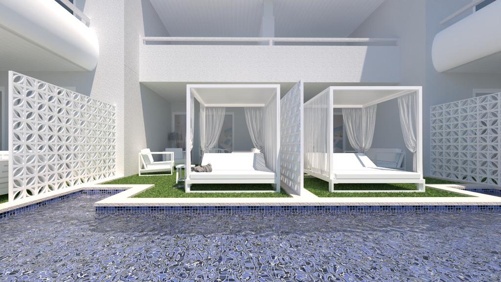 Premium Swim Up Apartment