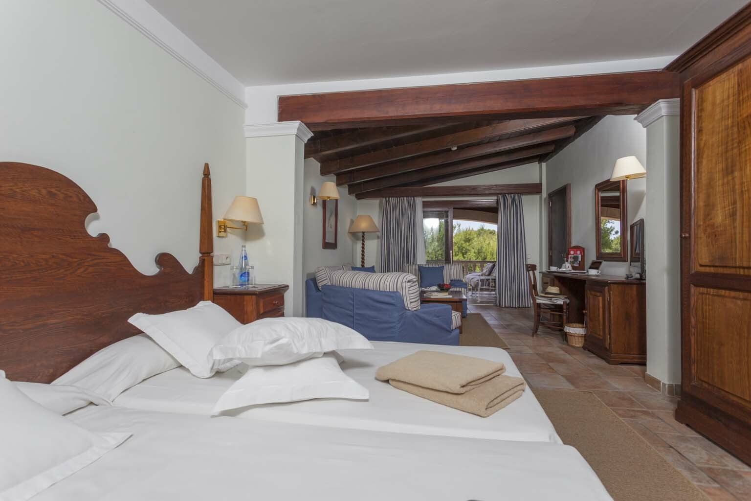 Junior Suite Cala Sant Vicenç