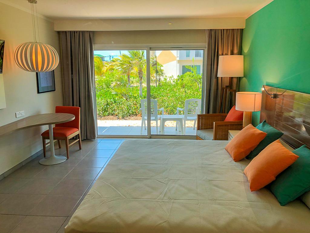 Deluxe Zimmer mit Gartenblick