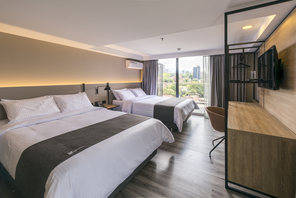 Book Suite with Balcony