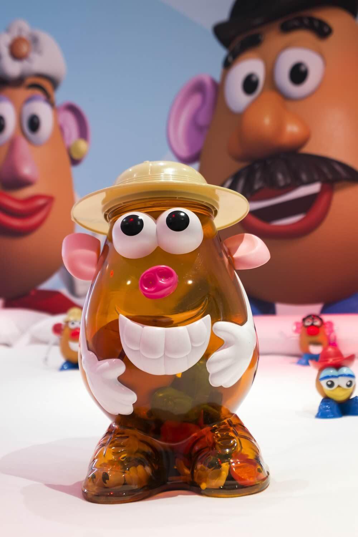 Mr. Potato Room