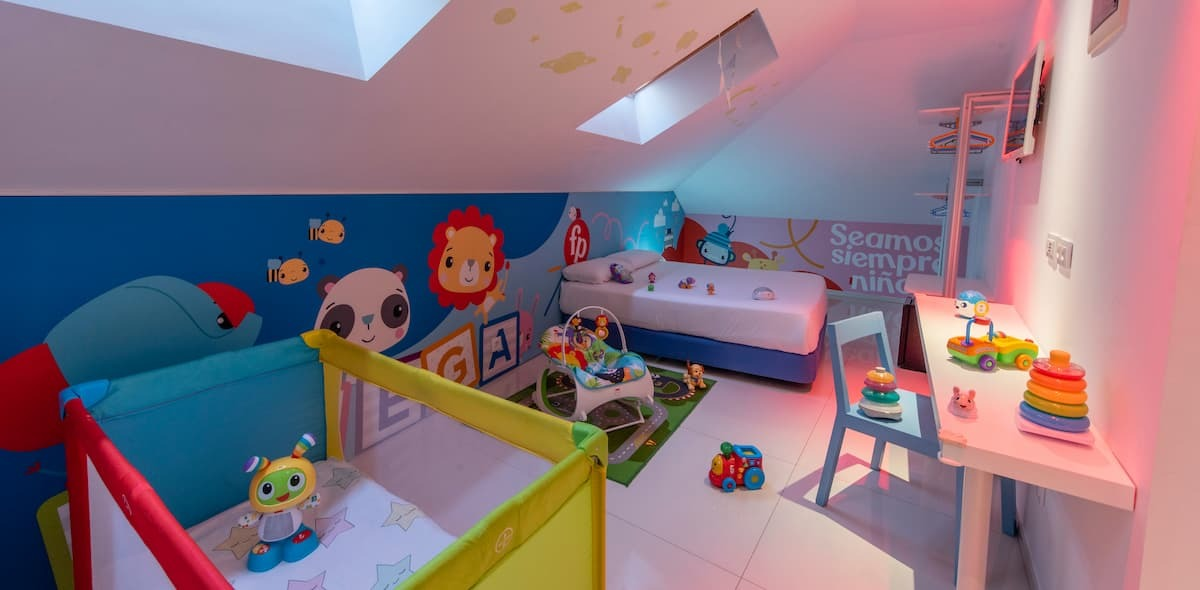 Fisher Price Room
