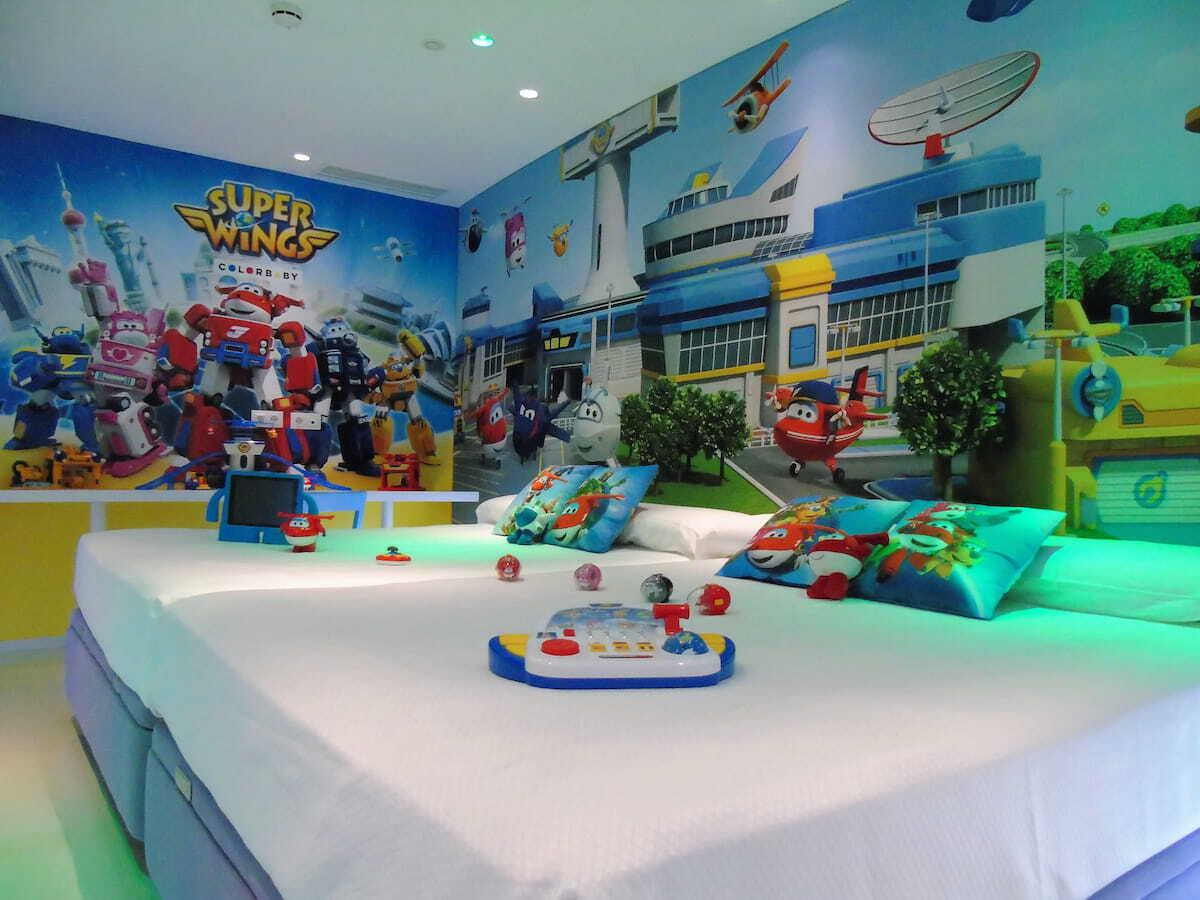 Super Wings Room