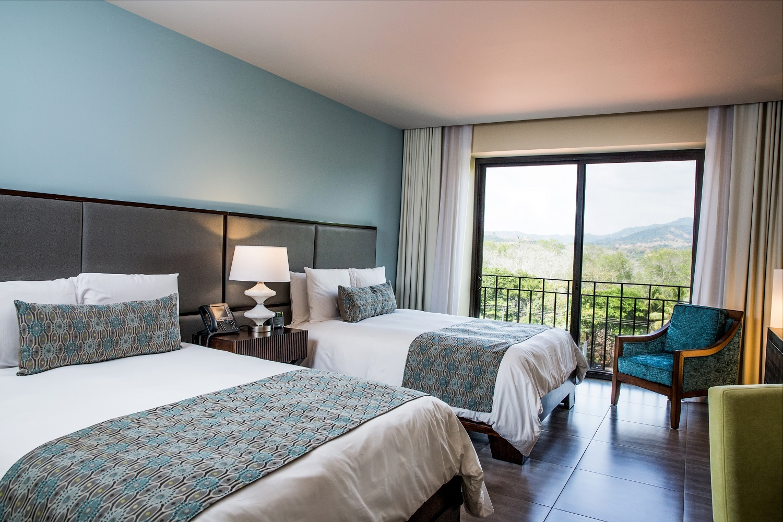 Deluxe Room Mountain View 2 Queen Beds