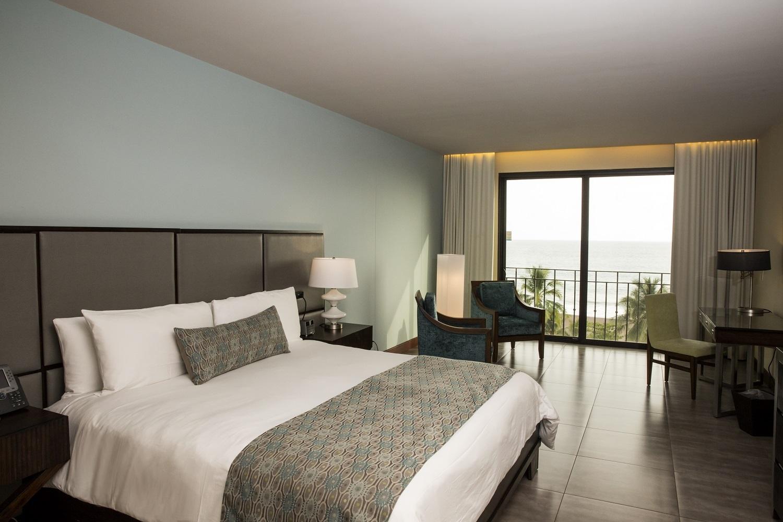Deluxe Room Ocean View 2 Queen Beds