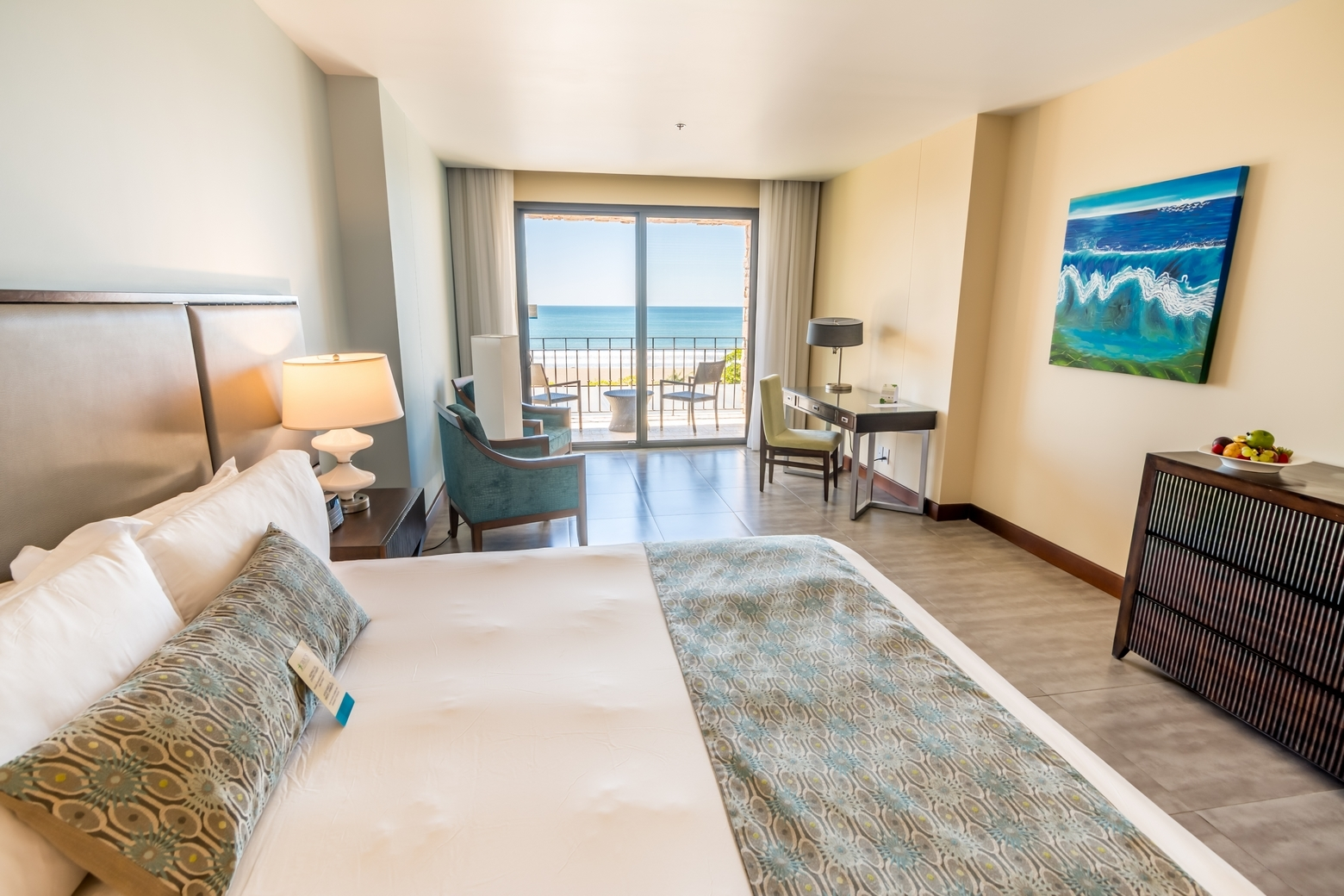 Deluxe Room Ocean View King Bed with Balcony