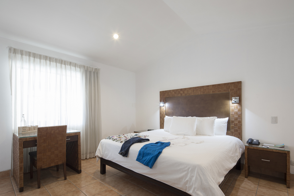 Superior Room, King Bed