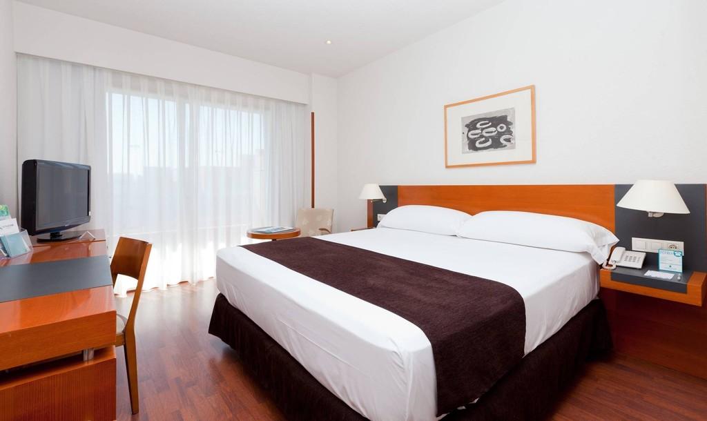 Habitación Doble cama king size