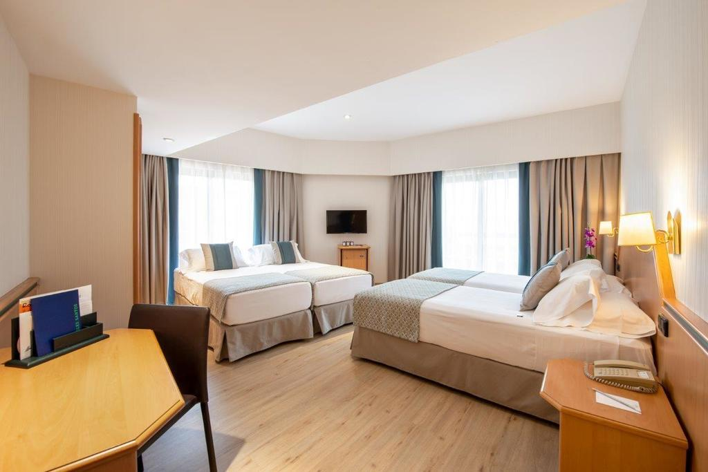 Sandard room for 4 people