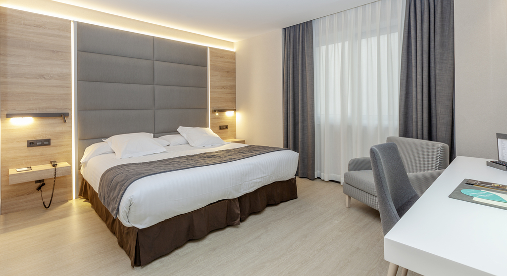 Junior Double room with lounge