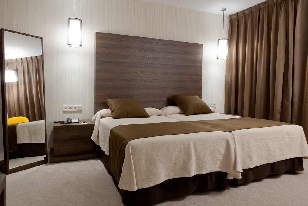 Superior double room with lounge