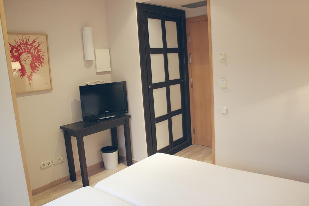 Habitación Estándar Básica 2 camas (1 o 2 personas)
