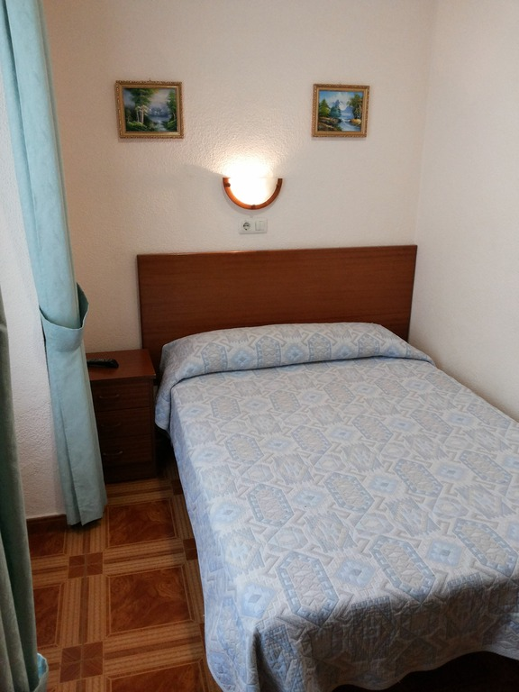 Small Double Room room