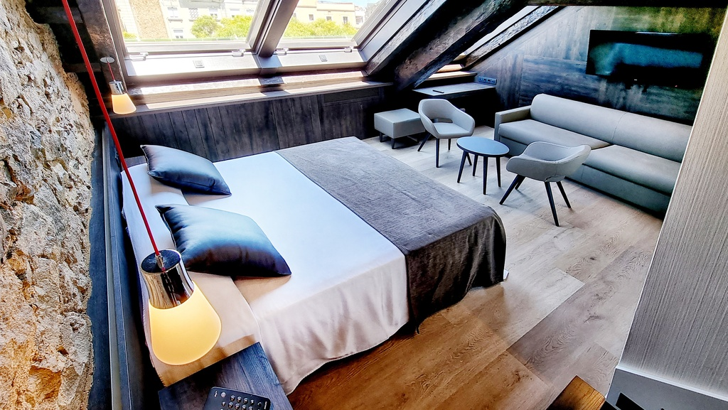 Penthouse with Terrace