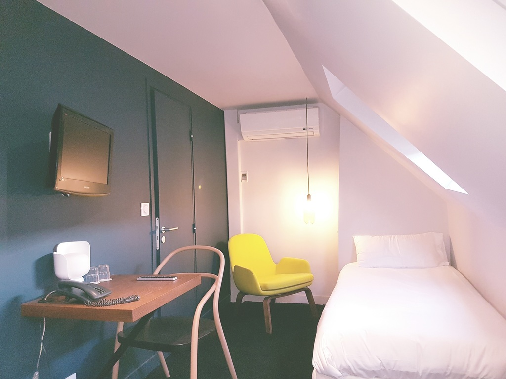 Small Single Room, if you are traveling alone for business or leisure!