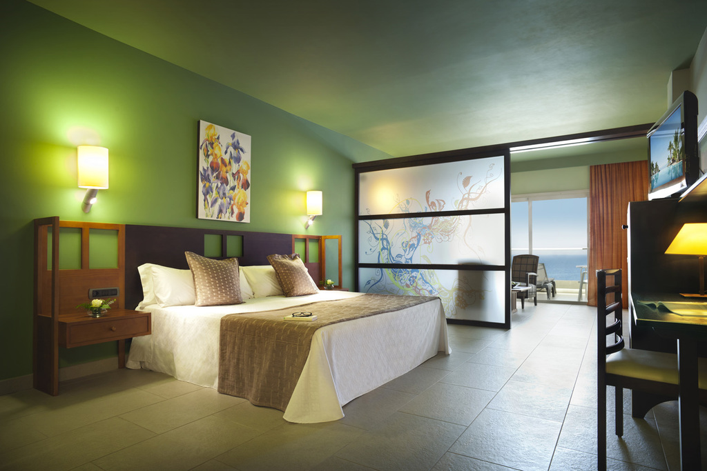 Junior Suite con Vistas al Mar