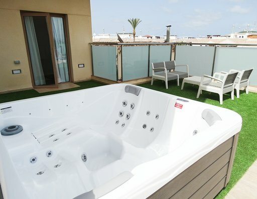 Suite with Jacuzzi and Terrace