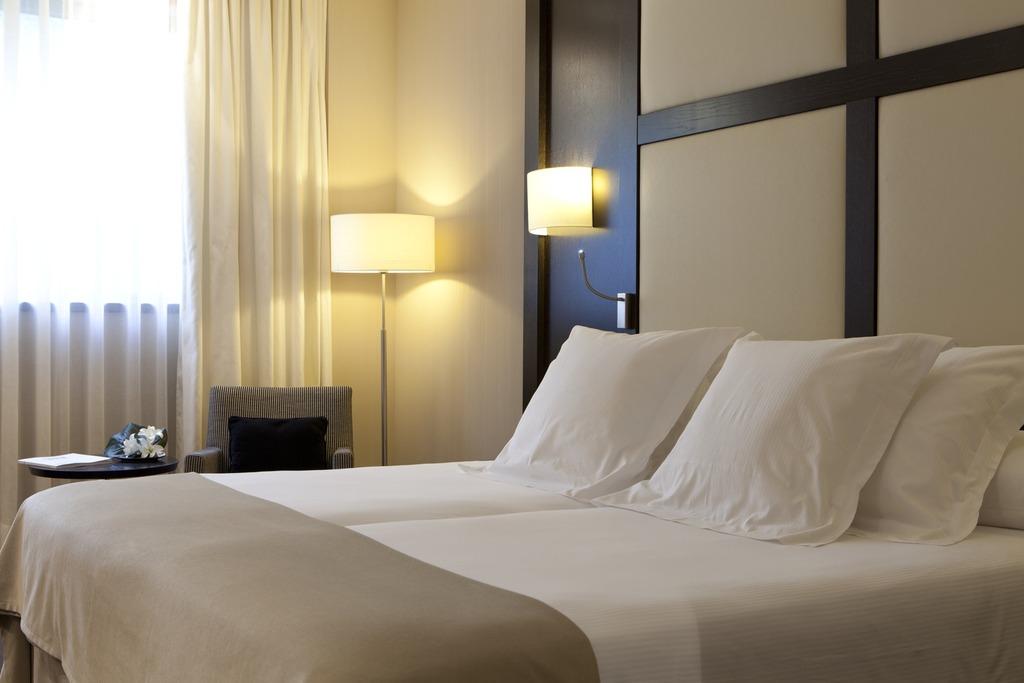 Habitación Doble 1 ó 2 camas Aparcamiento incluido