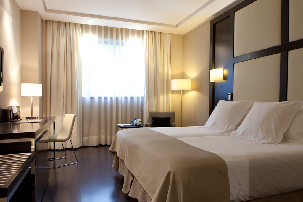 Habitación Básica (1 ó 2 camas)