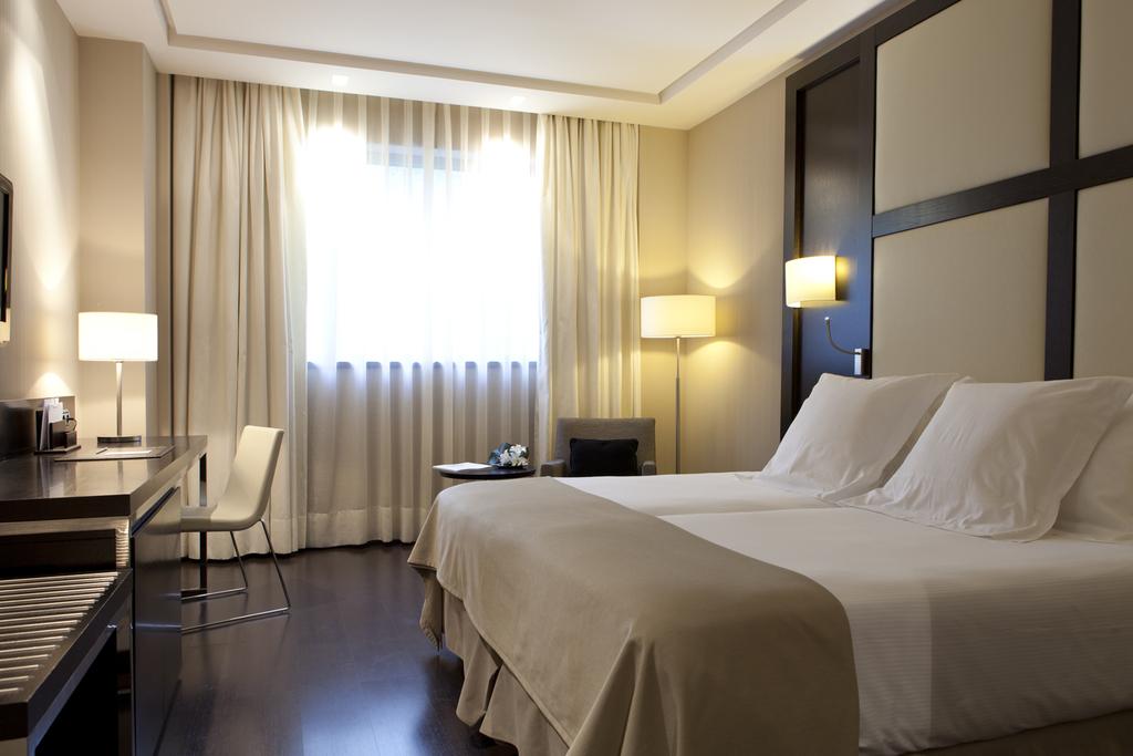 Basic room (1 or 2 beds)