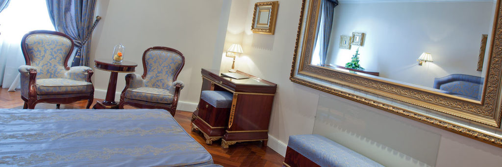 Doble 2 camas con vista panorámica