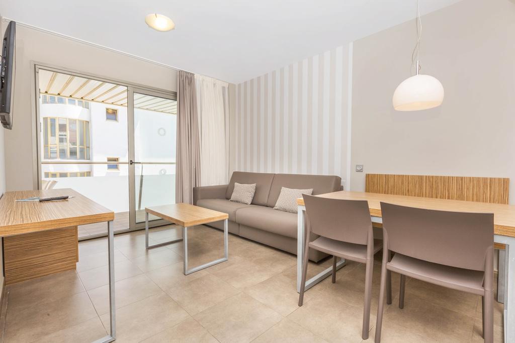 Apartamento 1 dormitorio superior vista mar