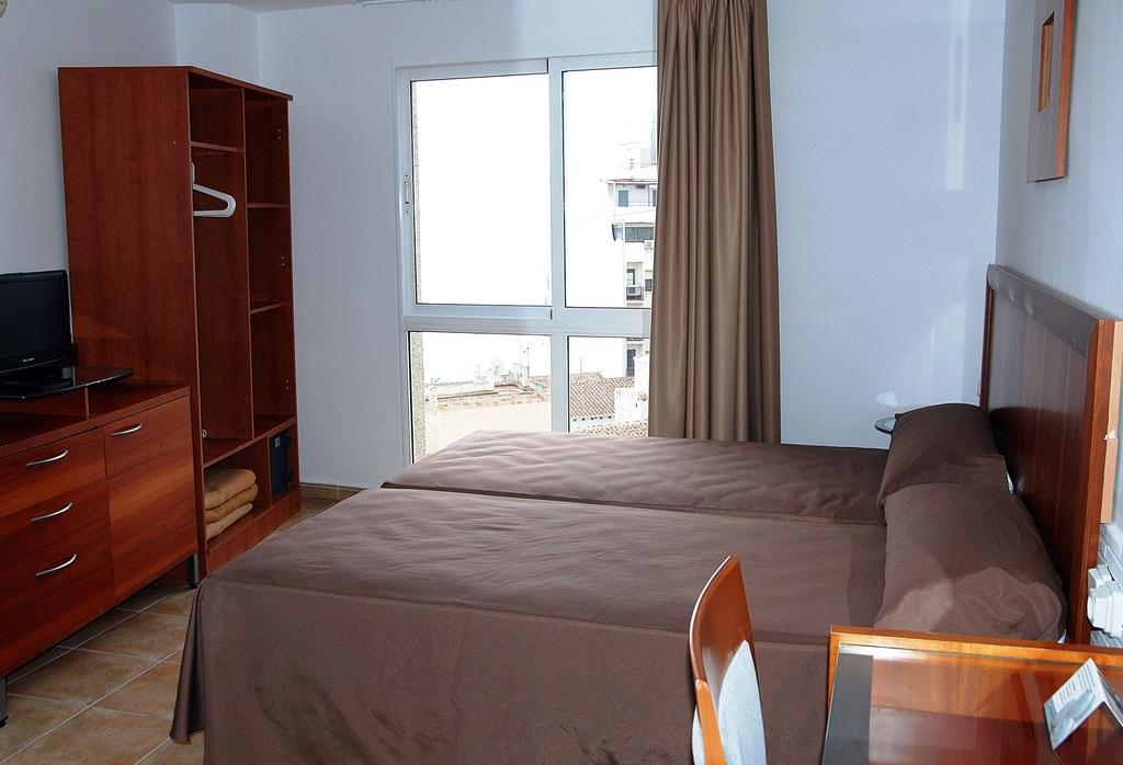 Habitación Doble para Uso Individual