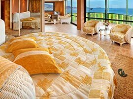 Romantic Suite with Hydromassage & Terrace sea view