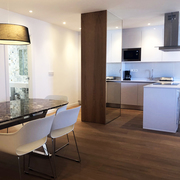 3 bedrooms apartment with kitchen