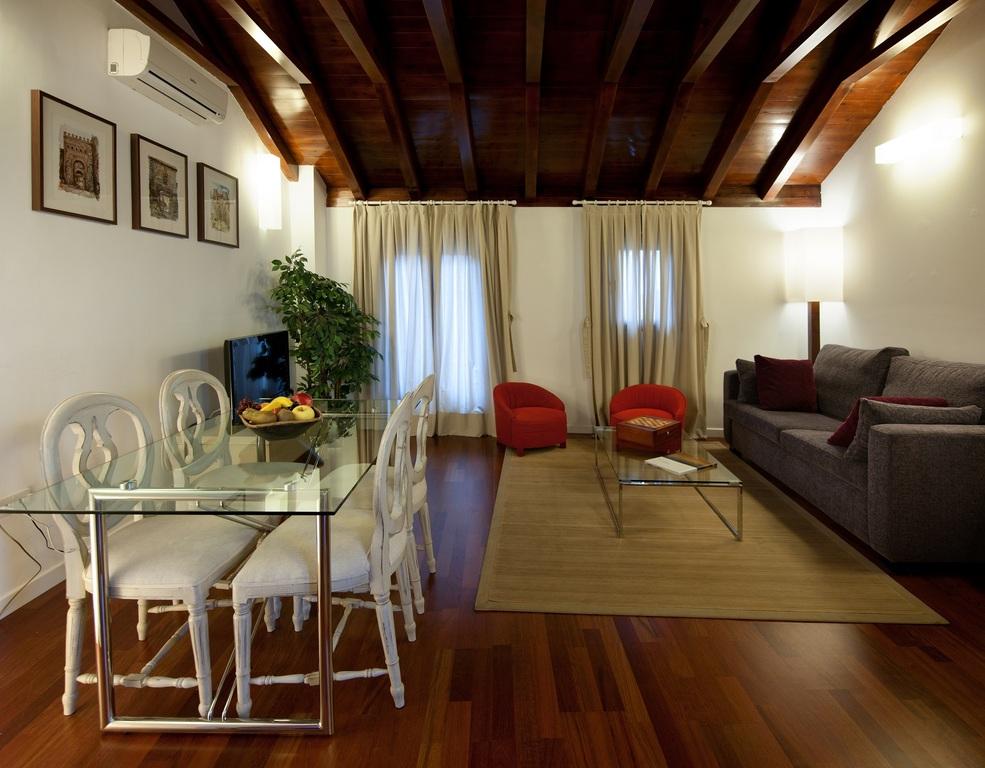 Apartamento 2 habitaciones con terraza