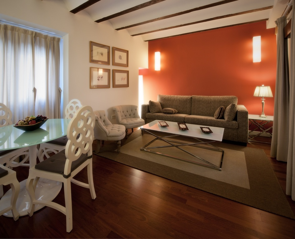 Apartamento 1 habitación (posibilidad sofá cama)
