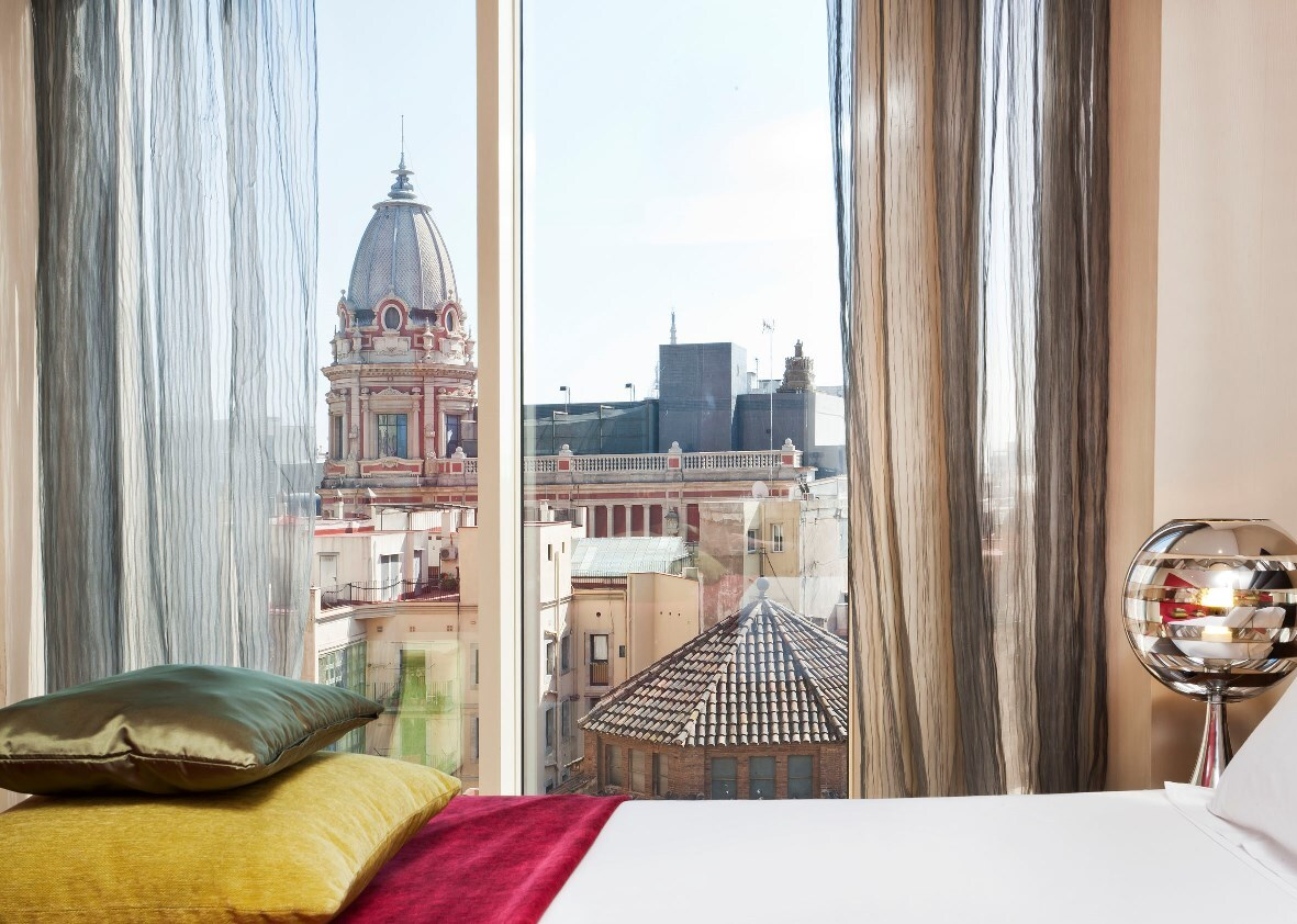 Double Room with views