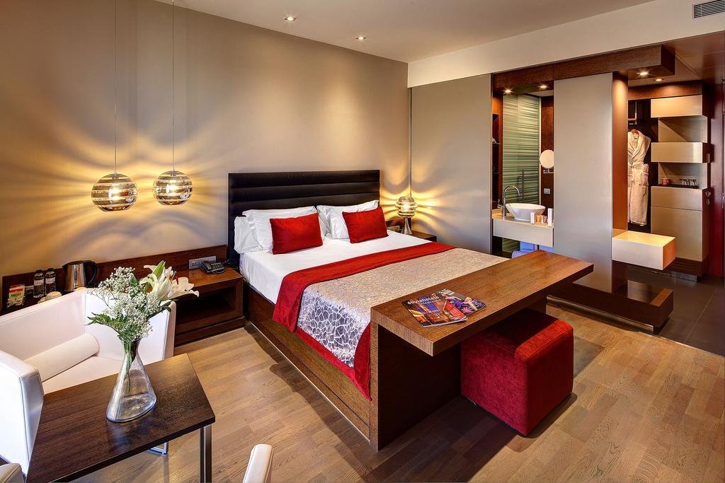 Doppelzimmer mit Aussicht
