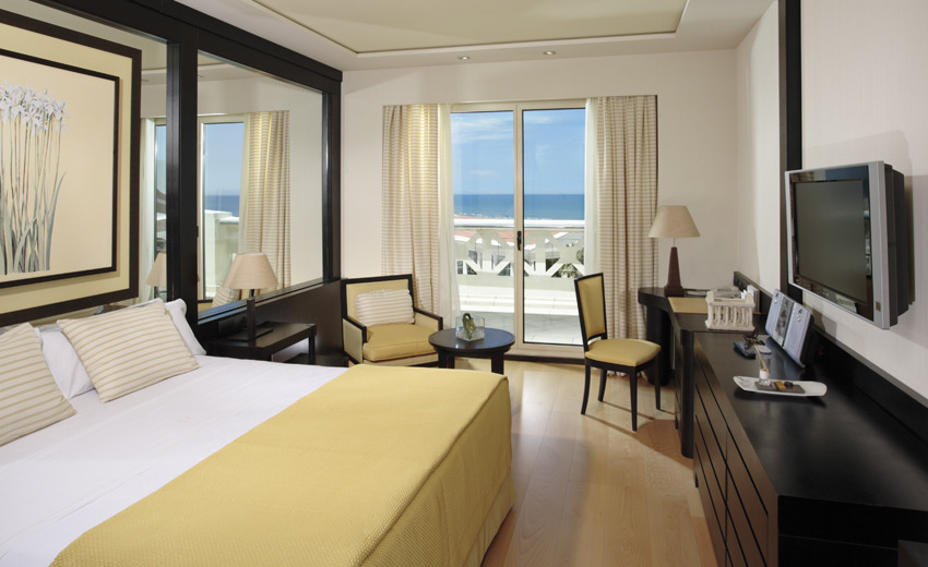Executive Room (Terrace with Sea View 4th floor)