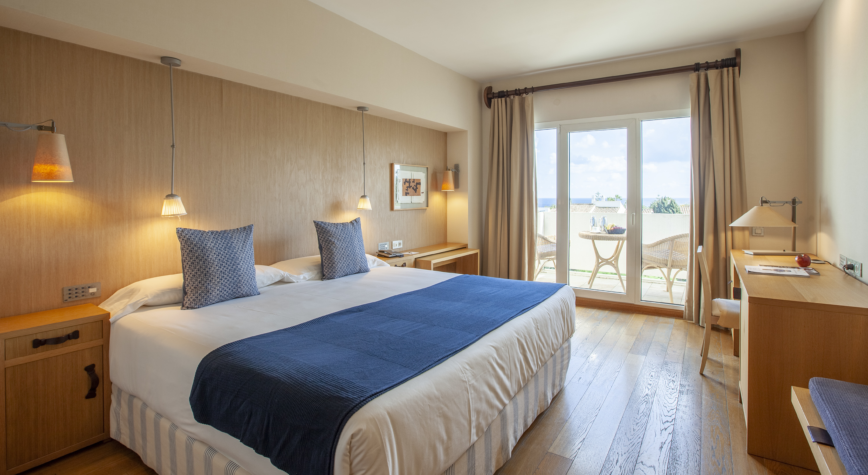 Superior Double with Sea View