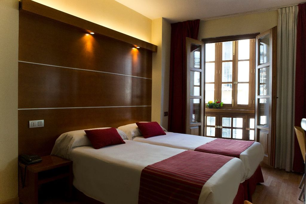 Habitación doble superior- 2 camas