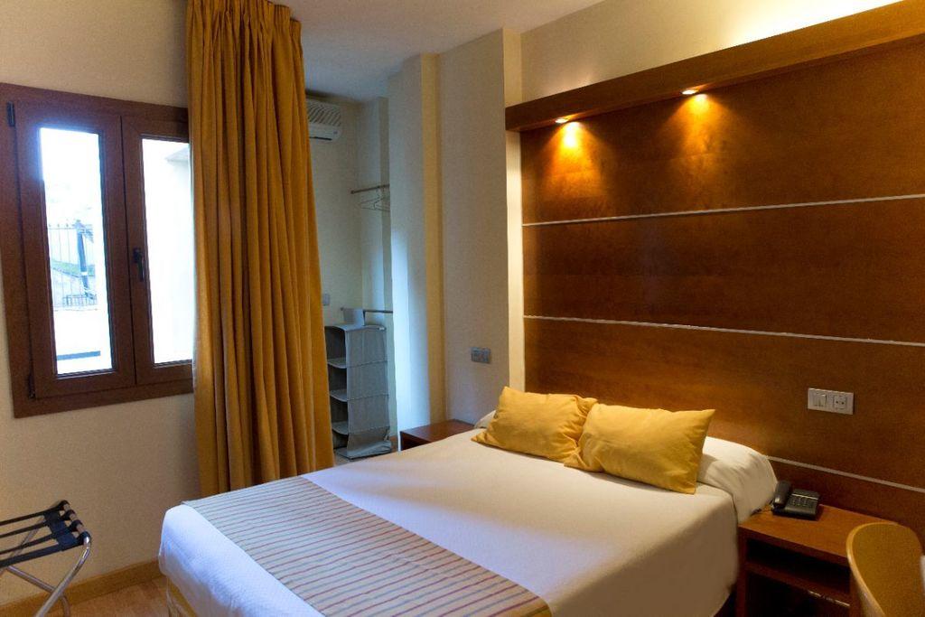 Habitación doble- 1 o 2 camas