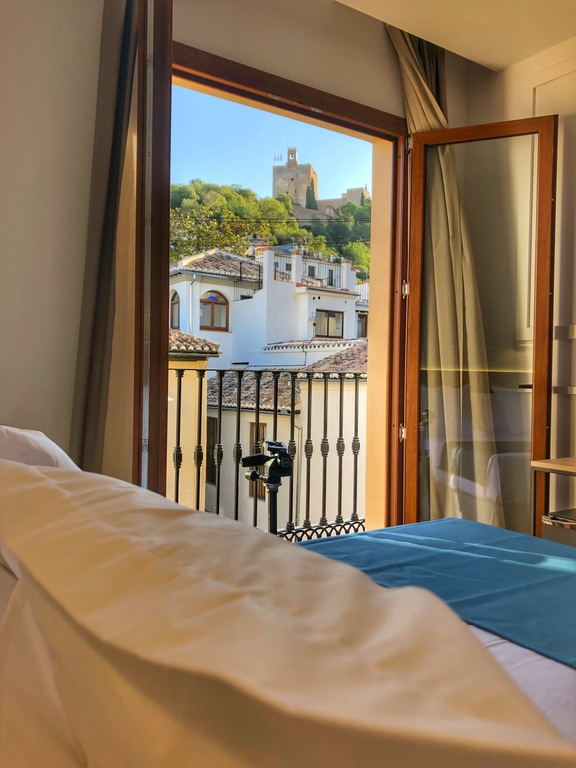 Superior Double with Alhambra view room