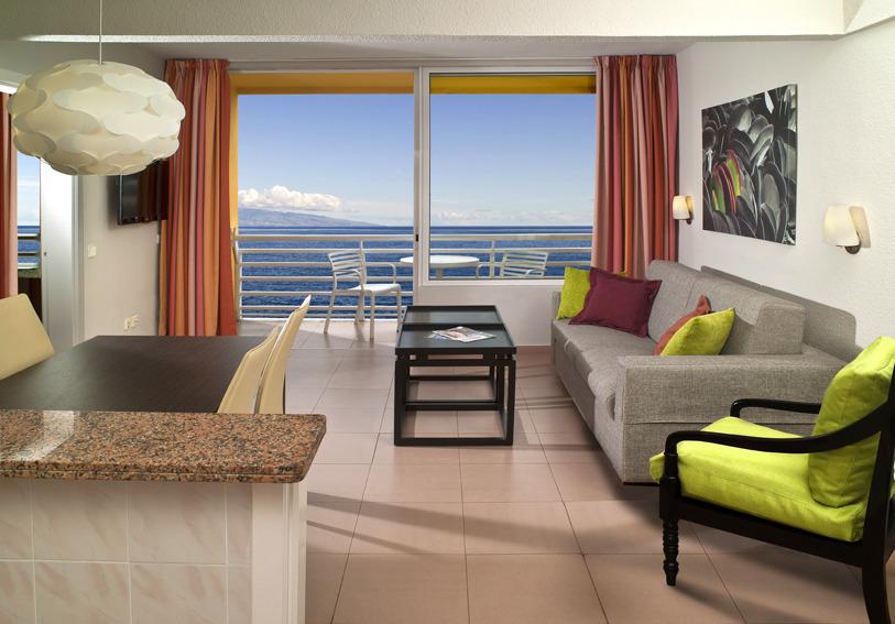 Apartamento 1 dormitorio vista mar