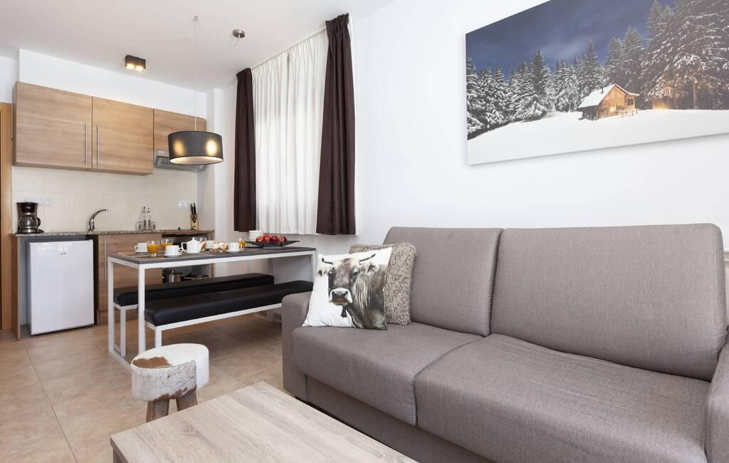 Premium 2 bedroom apartment (4/6 people)